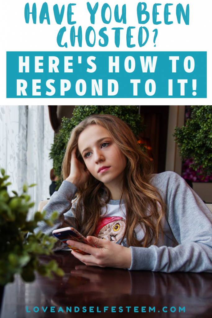 The Best Way to Respond to Ghosting in a Relationship